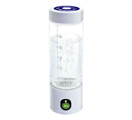 携帯型充電式高濃度水素水生成器