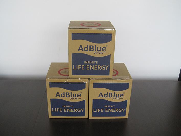 アドブルー5L3個セット