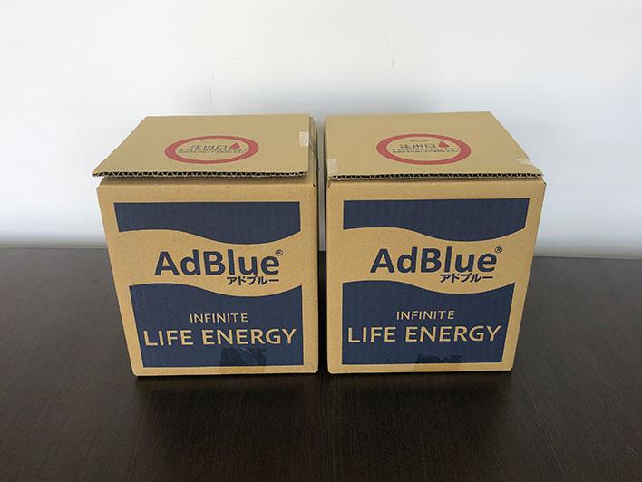 アドブルー5L2個セット